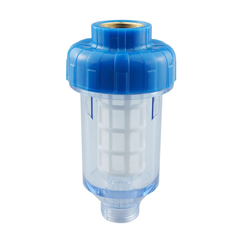 Siliphos housing water filters for wash machine