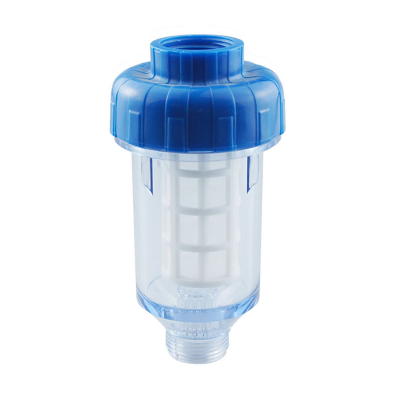 Home anti scale washing machine polyphosphate water filter