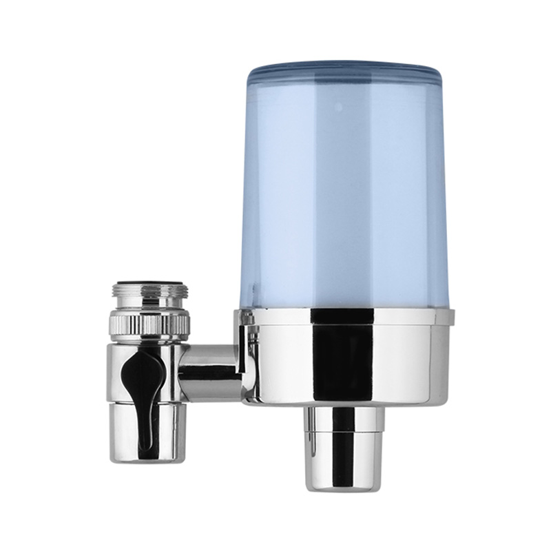 Domestic demineralized water filter