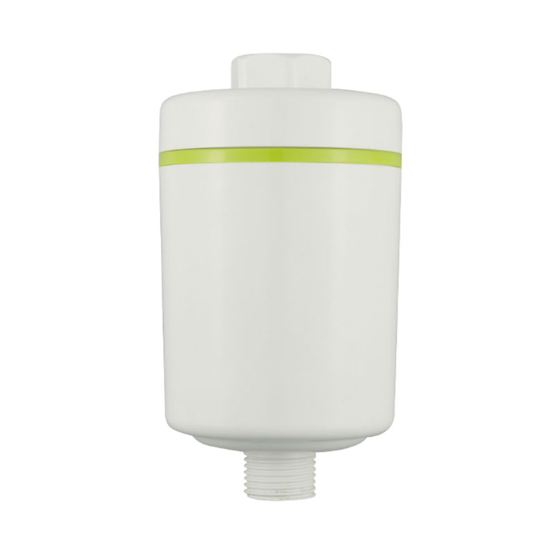 Household high output universal shower filter