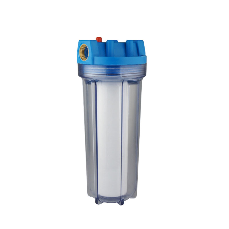 Household pre filter housing pipeline water filter